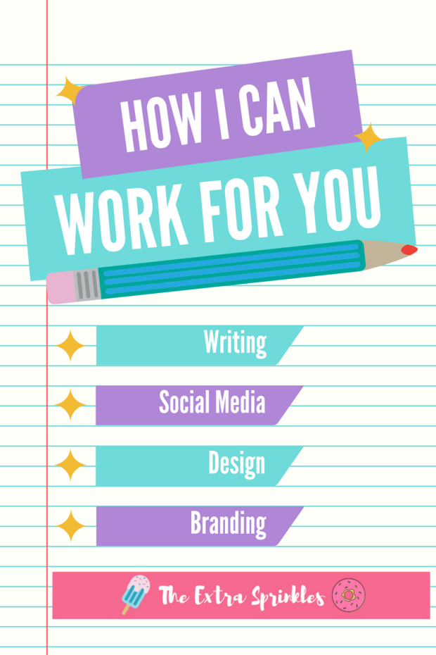 How I Can Work For You