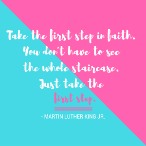 mlk-first-step-quote